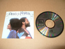 Diana Ross And Marvin Gaye Diana & Marvin 10 track cd Tamla Motown Press 1973