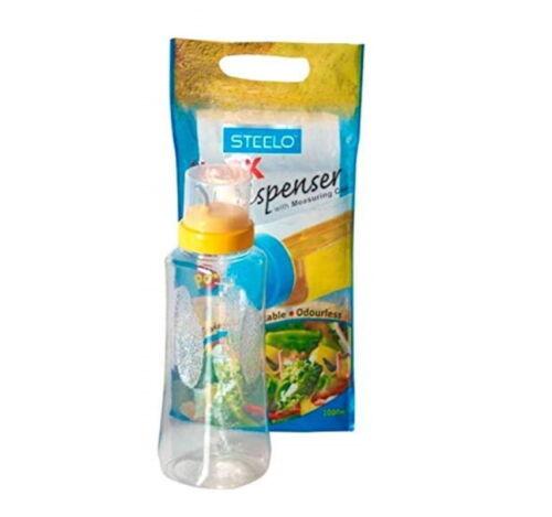 Dispensador de Aceite de Plástico Botella Botella Vertedor Vinagrera Cocinar Cocina 500ml//1000ml
