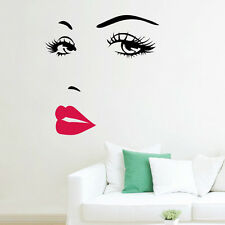New Sexy Art Home Decor Marilyn Monroe Wall  Mural Decal Home Sticker Decoration