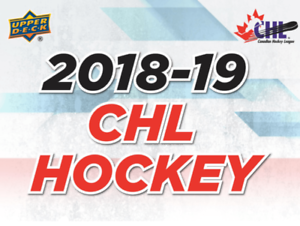 2018-19-Upper-Deck-CHL-Exclusives-Or-High-Gloss-Pick-From-List