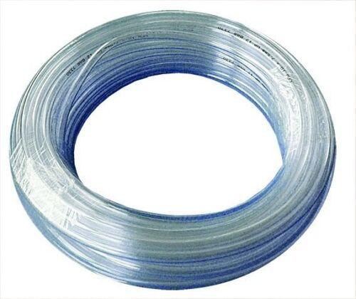 "B11-00722 1.5 Pared PVC Transparente Tubo 30 m largo 1//8/"" ID"