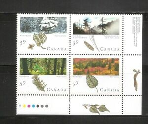 Canada-SC-1286a-Canadian-Forrest-Block-Of-4-MNH