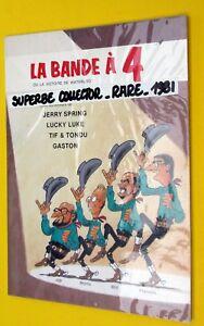 LA-BANDE-A-4-VICTOIRE-DE-WATERLOO-JIJE-MORRIS-WILL-FRANQUIN-TTBE