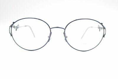 Flight Tracker Vintage Gattinoni Vision Ga0123 52 [] 18 135 Blu Ovale Occhiali Eyeglasses Nos-mostra Il Titolo Originale