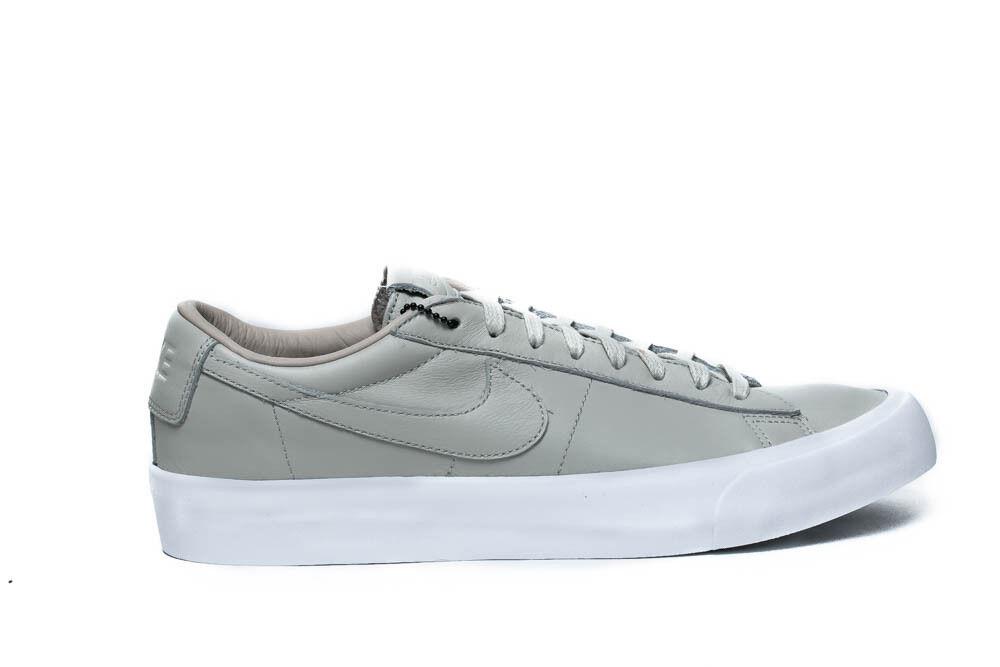 Nike blazer studio qs Uomo casual scarpe luce bianco osso 850478 001