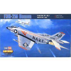 Hobbyboss-1-48-F3H-2M-Demon-AIRCRAFT-MODEL-KIT