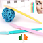 3x-Eyebrow-Razor-Trimmer-Face-Hair-Removal-Stainless-Steel-Scissors-Shaper thumbnail 2