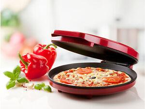 Mini Pizzaofen 30cm O Backplatte Antihaftbeschichtung Pizzaofen Fur Zuhause Neu Ebay