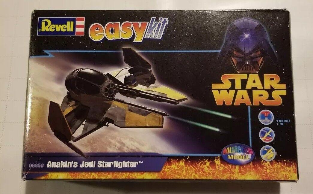 Star wars Revell Easykit Anakin's Jedi Starfighter US seller free shipping