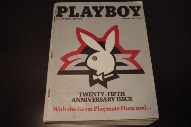Playboy Magazine (January, 1979) Vintage Men's Magazine