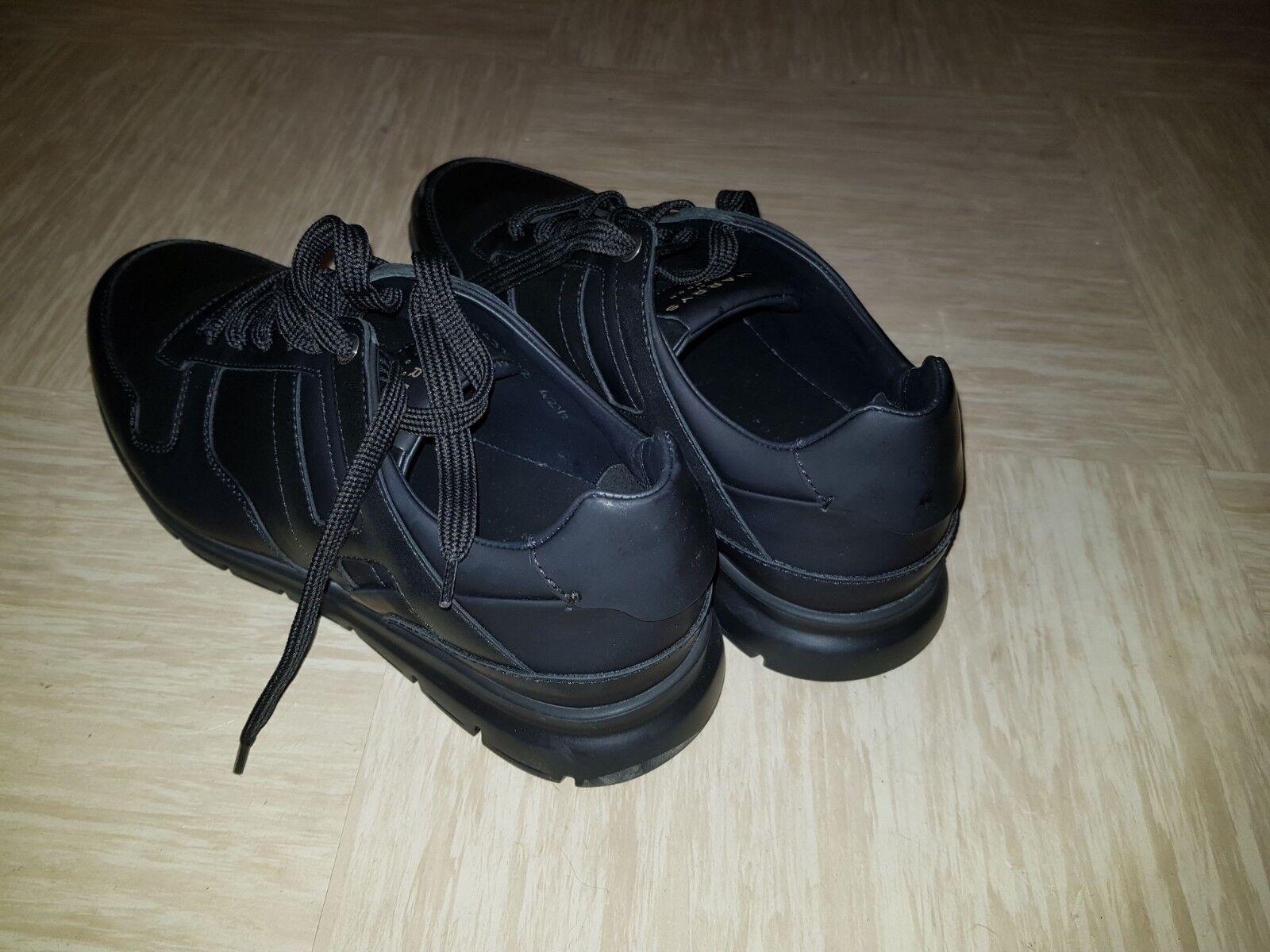 Zapatos para hombre Harrys Of Londres zapatillas tamaño 8.5 Rep