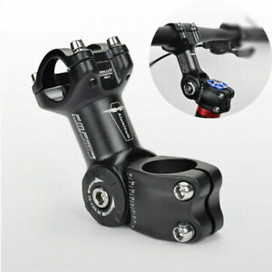 Adjustable MTB Mountain Bike Stem Road Bicycle Handlebar Fork Riser 25.4//31.8mm