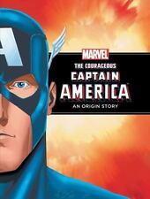 The Courageous Captain America: A Marvel Origin Story