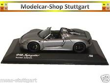 Porsche 918 Spyder Rocket Science Ltd.Edition 1 of 50 Minichamps 1:43 neu