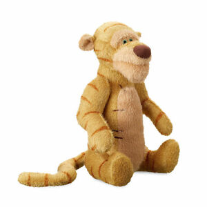 Disney Store Christopher Robin 2018 Live Action Movie Jointed Plush Tigger 17 H Ebay