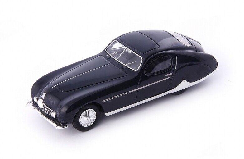 Auto Talbot lago t26 Grand Sport coupe azul oscuro Francia 1   43