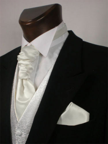 White Downton Abbey Edwardian Wing Collar Dress Shirt Wedding Prom14.5-23  NWT