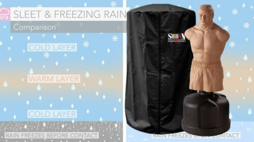 KIDS 5FT BAG Freestanding punch bag Boxing Bag Cover Waterproof BOB