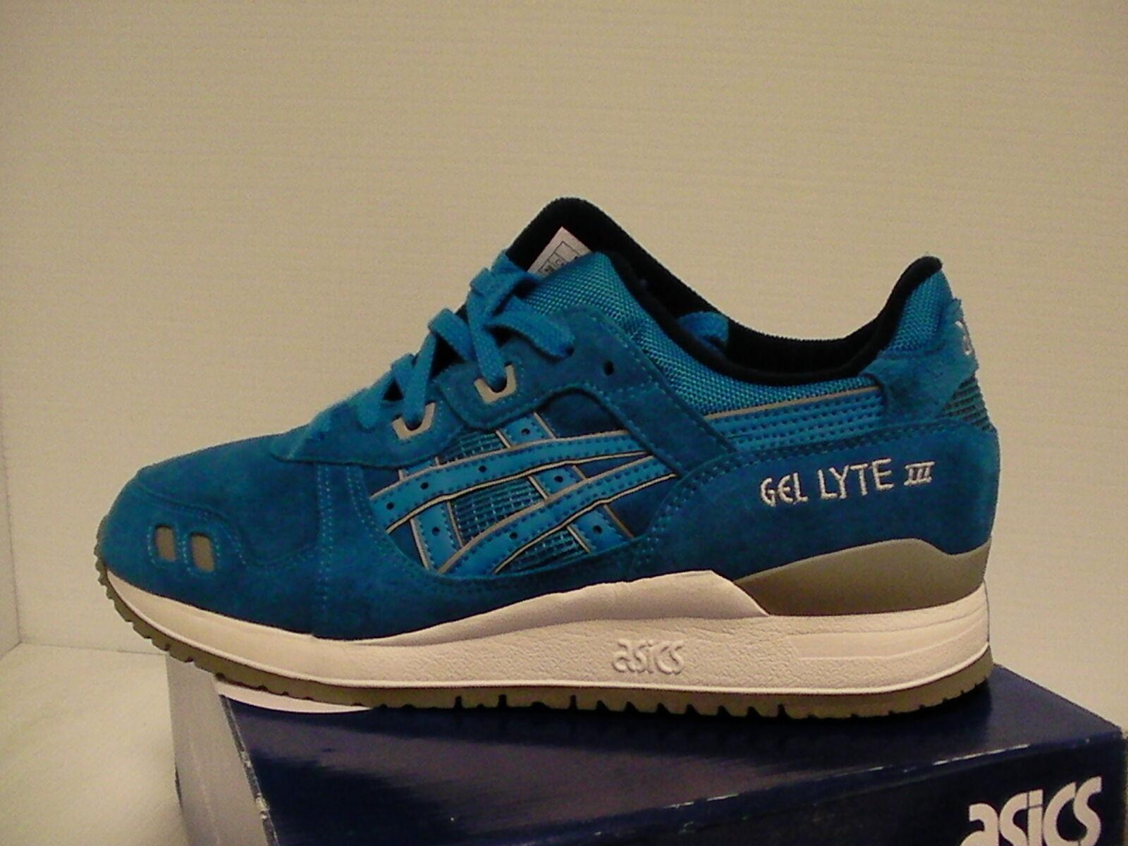 Zapatos De Entrenamiento Asics Gel-Lyte III EE. UU. hombres Azul Nuevo Con Caja