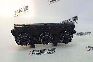 Original-VW-Passat-B8-GTE-A-C-Air-Conditioning-Control-Unit-Front