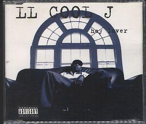 LL Cool J - Hey Lover / I Shot Ya CD (single)