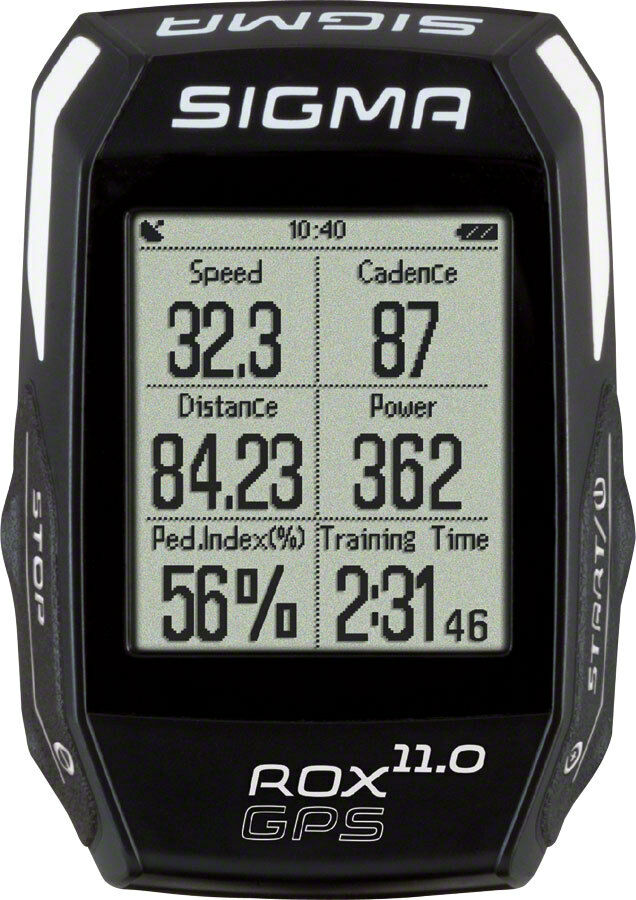 Sigma ROX GPS 11.0 Cycling Computer Set