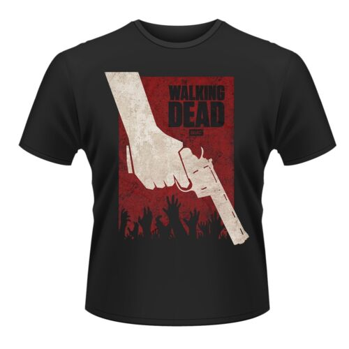 The Walking Dead /'Revolver/' T shirt NEW OFFICIAL