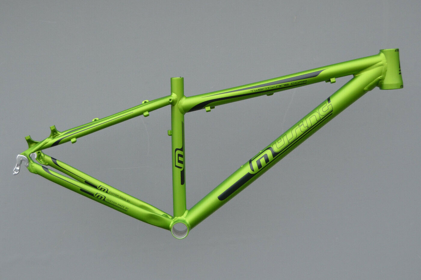 Müsing Twenty Nine Comp Mountainbike Rahmen RH 40 cm in grün metallic 29  NR522