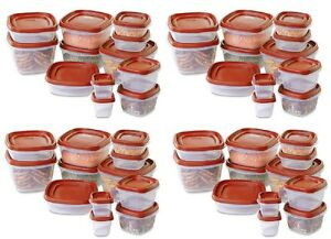 Image Is Loading 4 Rubbermaid 1779217 24 Piece Food Storage Container