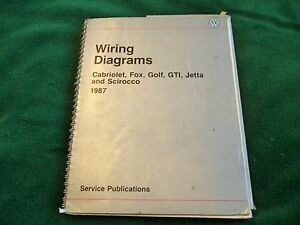 s l300 1987 vw volkswagen cabriolet fox golf gti jetta scirocco wiring wiring diagram 1987 vw cabriolet at gsmx.co