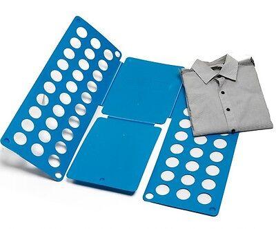 XI CA Laundry  kid Magic Fast Speed Folder Clothes T Shirt Fold Board Organizer