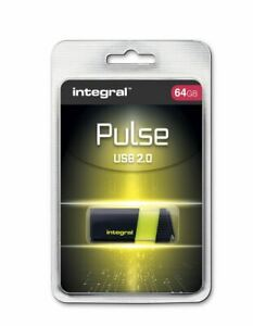 64GB-Yellow-USB-2-0-Flash-Drive-with-Retractable-USB-Plug-by-Integral