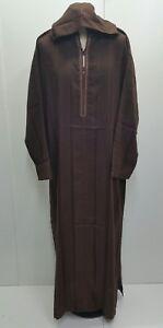 Size 58 Men Moroccan hooded thobe.Djelleba //jalabiya.jubba.thobes.size 58