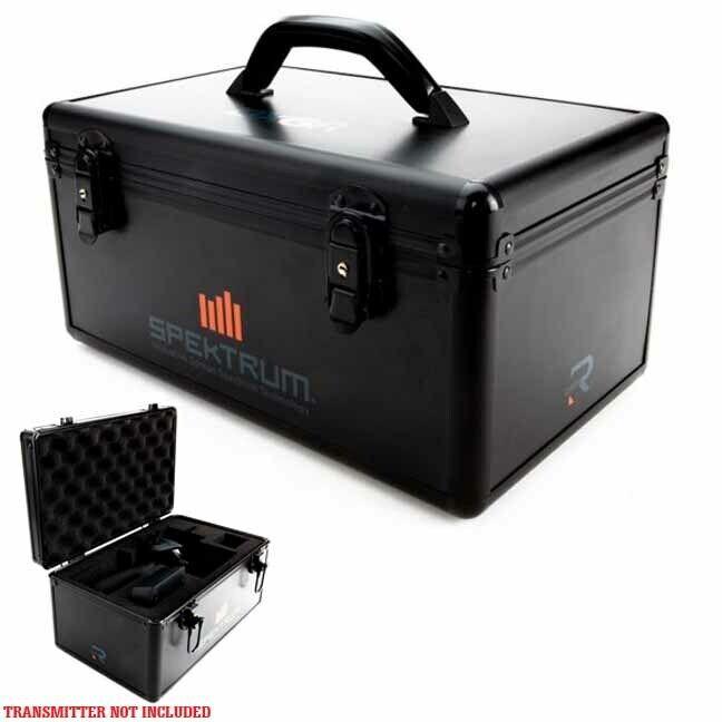 Nuevo caso de transmisor Spektrum SPM6719 DX6R Envío Gratis en EE. UU.