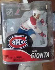 Mcfarlane NHL Series 30 Brian Gionta Montreal Canadiens Eishockey Figur