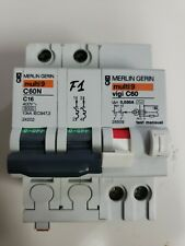 Vigi C60 New Merlin-Gerin Schneider Adaptable Residual Current Device 26502