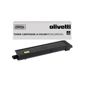 OLIVETTI-B0990-27B0990-TONER-ORIGINALE-BK-NERO-12000-pagine