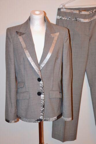 T Galliano 44 Suit Pants femme John Vintage Veste And Femmes Jacket Pantalon zfcwHqd