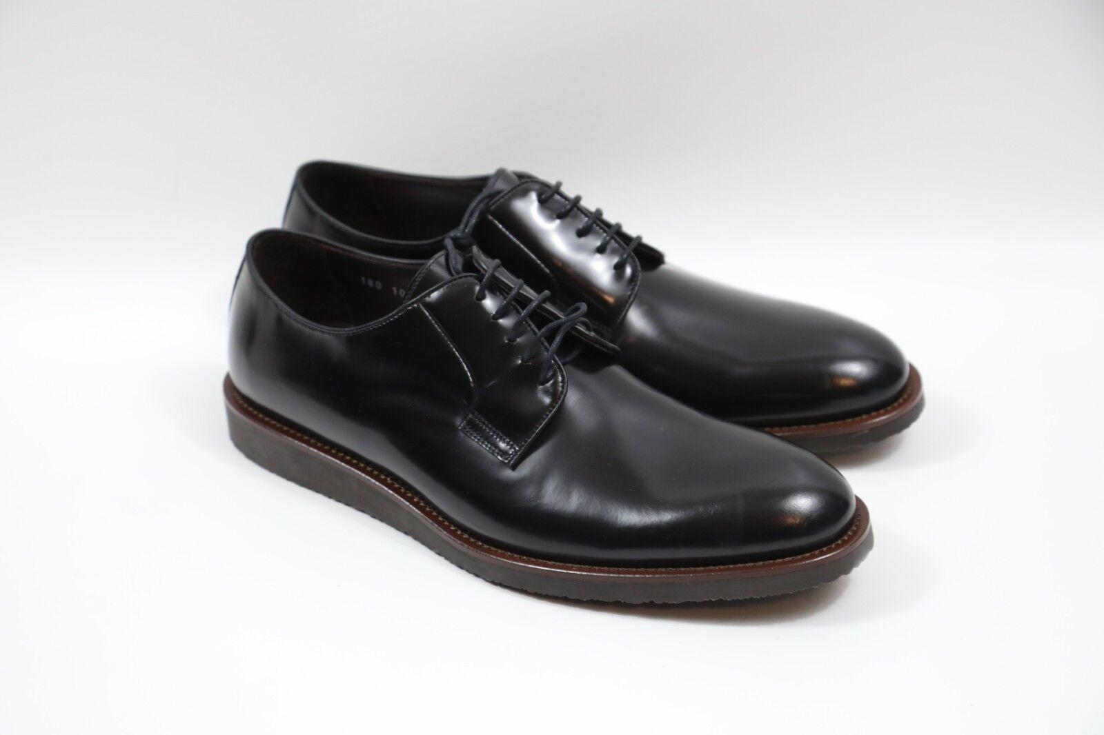 300 To avvio New York nero Derby Oxford scarpe scarpe scarpe Dimensione 10 52f85e