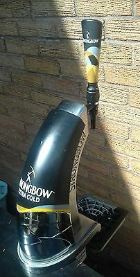 STRONGBOW EXTRA COL BEER PUM /TAP HOME BAR PUB BEER EQUIPMENT