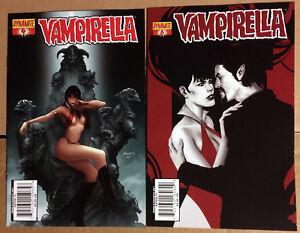 Vampirellla-4-6-VARIANT-Sexy-2011-Comic-Vampire-Horror-Renaud-Dracula