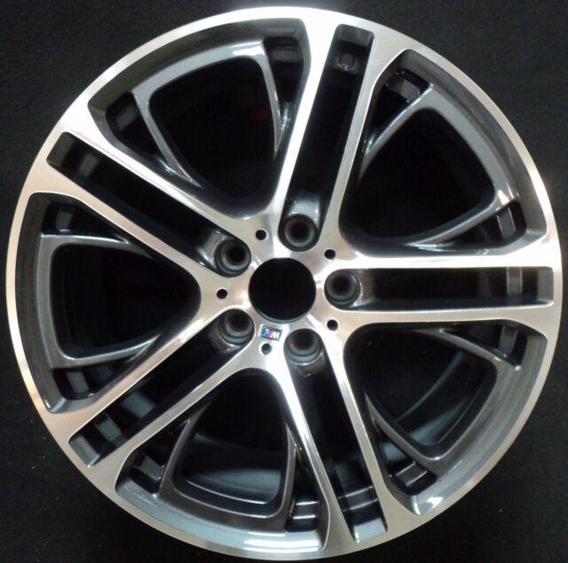 BMW X3 Machined 20 Inch OEM Wheel 2011-2017 36116787583