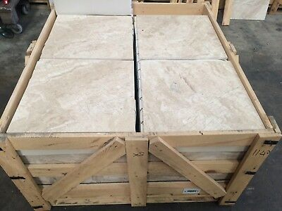 "4x4/"" Sample Travertine Diana Royal Marble Tiles Limestone Floor/&Wall Marble"