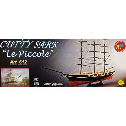 Mantua Models Cutty Sark Le Piccole Kit 612