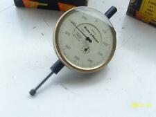 Brown Amp Sharpe Large Dial Indicator 8341 941 001 1 Range Boxed