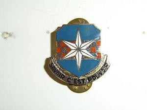 b6105s US Army Vietnam DI 2nd Infantry Regiment single C13A18