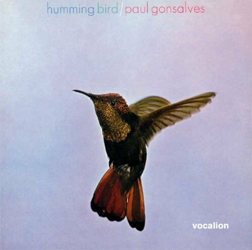 Humming Bird - Paul Gonsalves CD Album - NEW, SEALED