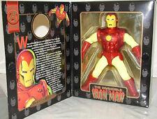 "Marvel ToyBiz 1998 Famous Covers Avengers Iron Man 8"" Action Figure"