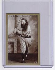 1923 Doc Tally, House Of David traveling baseball team, the bearded Babe Ruth