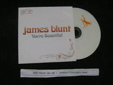 CD POP James Blunt-You 're Beautiful (1) canzone PROMO MCD ATLANTIC CB